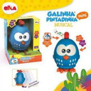 Galinha Pintadinha Mini Musical  Elka -1044