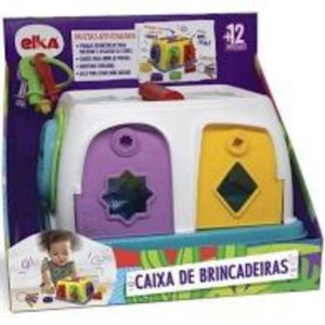 Caixa de Brincadeiras Elka - 1135