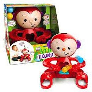 Brinquedo Macaquinho Zuquinha Escorrega Bolinha Elka -1006