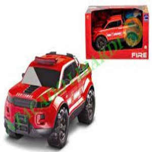 Carro Roda Livre PICK UP Force Fire Rescue Roma 0992