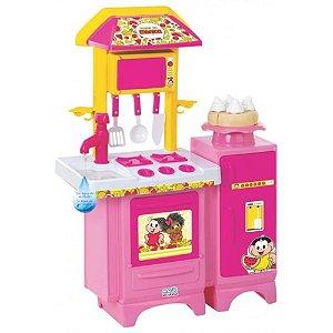 Cozinha Completa Turma Da Mônica Magic Toys - 8076