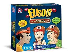Jogo De Tabuleiro Board Game Eu Sou.? Celebridades Estrela