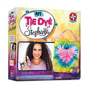 Faz Você Mesmo Kit Tie Dye Paula Stephania Estrela