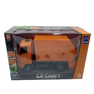 Brinquedo Caminhão Urban Lixo Roma Brinquedos