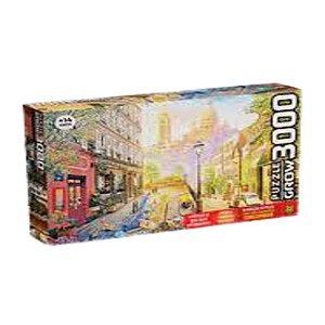 Quebra-Cabeça Montmartre 3000 Peças - Grow
