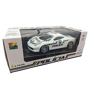 Carro de Controle Remoto - Polícia - CKS