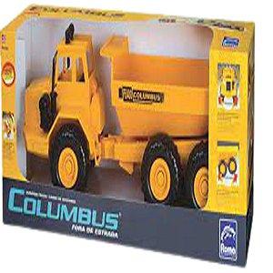 Caminhão Columbus Fora Da Estrada Roma - 400