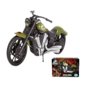 Veiculo De Aventura Moto Jurassic World Dinossauro -4001