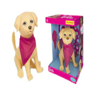 Cachorro da Barbie Pet Veterinaria Pupee - 1250