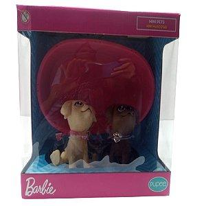 Mini Pets Da Barbie - Hora Do Banho - Mattel - 1288