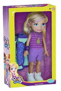 Boneva Polly Camping Polly Pocket Mattel Articulada 38Cm1106