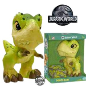 Dinossauro Pupee Jurassic World Tiranossauro Rex - 32cm