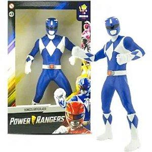 Boneco Power Rangers Azul - Mimo