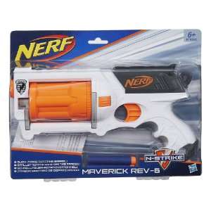 NERF DI EXCLUSIVA MAVERICK NOVA