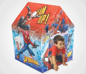 BARRACA CASINHA SPIDERMAN LIDER-2534