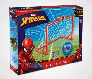 CHUTE A GOL SPIDERMAN