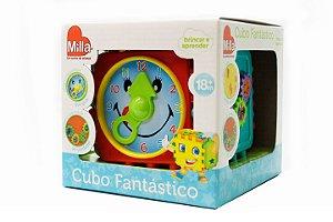 BRINQUEDO CUBO FANTASTICO - MILLA