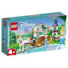 LEGO Disney Passeio de Carruagem da Cinderela