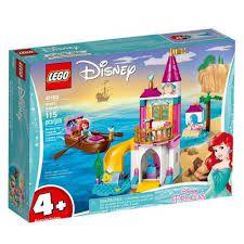 LEGO Disney Castelo à Beira-mar da Ariel