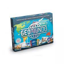 JOGO GEOMUNDO GROW- 3446