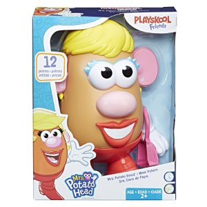 BONECO SRA POTATO HEAD NOVO VISUAL - HASBRO