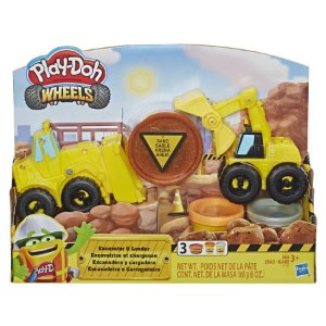 PLAY DOH WHEELS - HASBRO