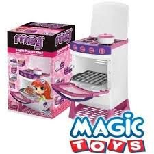 BRINQUEDO FOGAO MASTER CHEF MAGIC TOYS- 8014