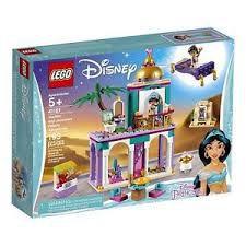 LEGO DISNEY - PALACIO DE ALADDIN E JASMINE