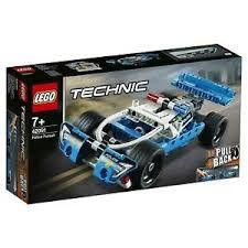 LEGO TECHNIC - PERSEGUICAO POLICIAL