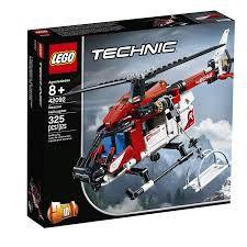 LEGO TECHNIC - HELICOPTERO DE SALVAMENTO