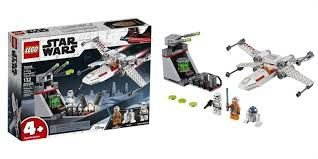 LEGO STAR WARS - A INCRIVEL NAVE X-WING