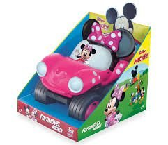 COLEÇAO FOFOMOVEL MINNIE DISNEY JUNIOR - LIDER