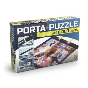 PORTA PUZZLE ATÉ 6000 PEÇAS GROW- 3399