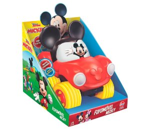 COLEÇAO FOFOMOVEL MICKEY DISNEY JUNIOR LIDER- 2832
