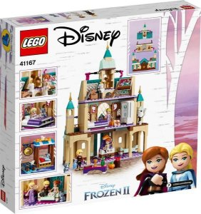LEGO DISNEY PRINCESS - A ALDEIA DO CASTELO DE ARANDELLE