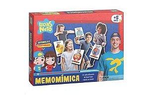 JOGO MEMOMÍMICA LUCCAS NETO - GROW