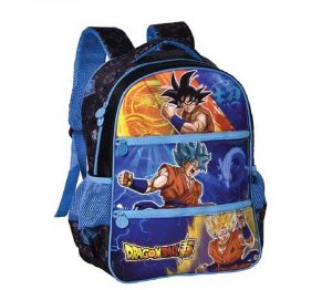 MOCHILA INFANTIL DRAGON BALL - CLIO