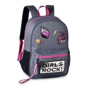 MOCHILA GIRLS ROCK CLIO- 9942