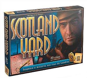 JOGO SCOTLAND YARD GROW- 1730