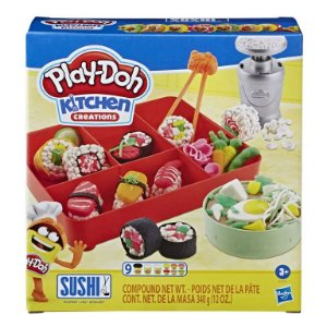 PLAY DOH KITCHEN CREATIONS SUSHI HASBRO- 15024