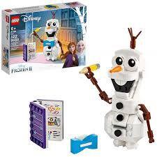 LEGO DISNEY FROZEN 2  OLAF- 41169