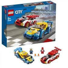 LEGO CITY CARROS DE CORRIDA  LEGO 60256
