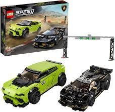 LEGO SPEED CHANPIONS 76899 LAMBORGHINI URUS E HURACÁN  - 76899