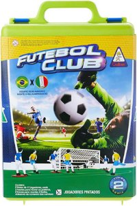 JOGO FUTEBOL CLUB BRASIL X ITALIA GULLIVER- 1992
