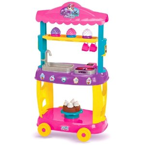 BRINQUEDO FOOD TRUCK MAGIC TOYS