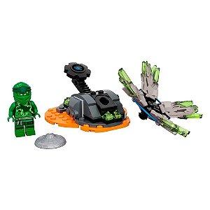 LEGO NINJAGO RAJADA DE SPINJITZU COLE 48 PEÇAS 70687