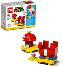 LEGO SUPER MARIO  PACOTE POWER UP  MARIO DE  HÉLICE  71371
