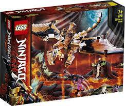 LEGO NINJAGO O DRAGÃO DE COMBATE DE WU- 71718