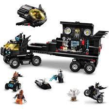 LEGO SUPER HEROES BASE MOVÉL DO BATMAN  76160