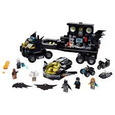 LEGO SUPER HEROES BASE MOVEL DO BATMAN  76160